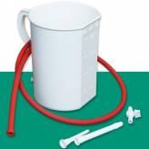 Bock à lavement irrigateur rigide 2 litres
