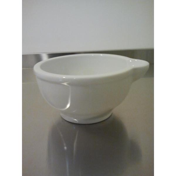Mortier en porcelaine 500 ml Herboristerie du Valmont