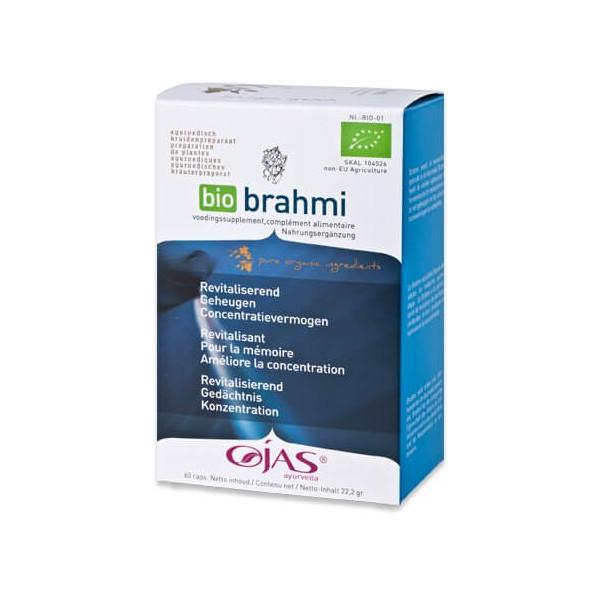 Brahmi (Centella asiatica) BIO 60 capsules - Ojas
