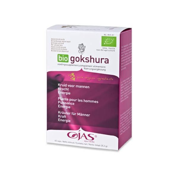 Gokshura (Tribulus terrestris) BIO 60 capsules - Ojas