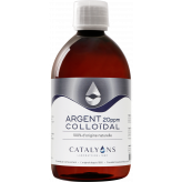 Argent Colloïdal 20 ppm 500 ml - Catalyons