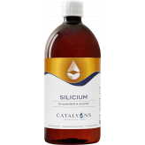 Silicium oligo-élément naturel ionisé 1000 ml - Catalyons