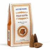 Encens en cône - Palo Santo 10 cônes - Ayurvedic