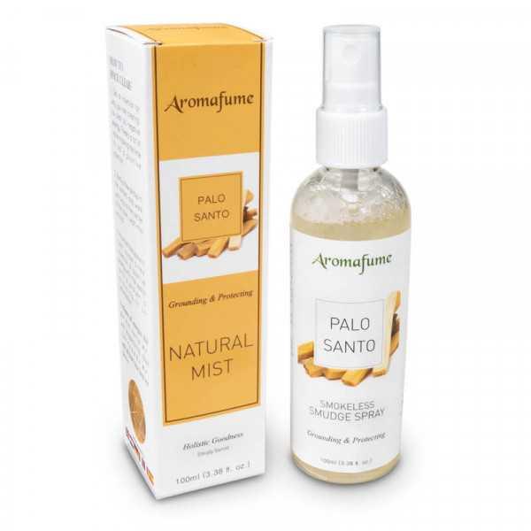 Palo Santo Spray d'ambiance Natural Mist 100 ml - Aromafume