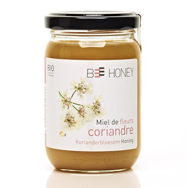 Miel d'Exception Bio - Coriandre 250gr