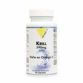 Krill 500 mg 60 capsules - Vitall+