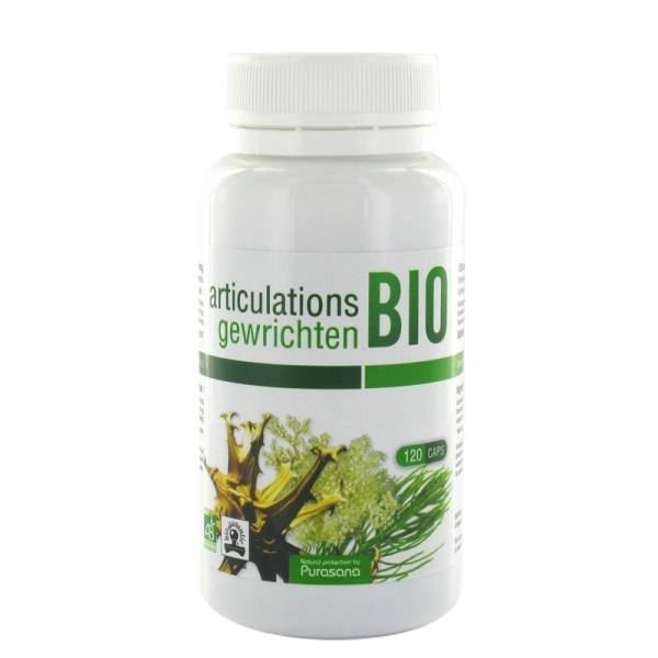 Complexe Articulation Bio - 120 gélules Purasana