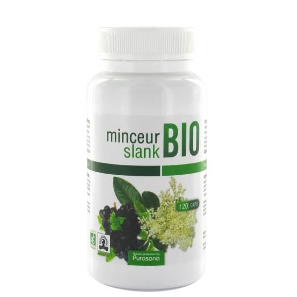 Complexe Minceur Bio - 120 gélules Purasana