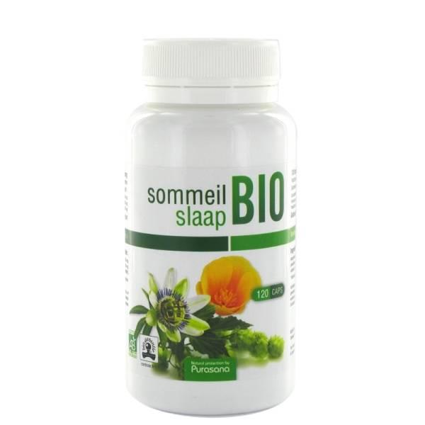 Complexe Sommeil Bio - 120 gélules Purasana