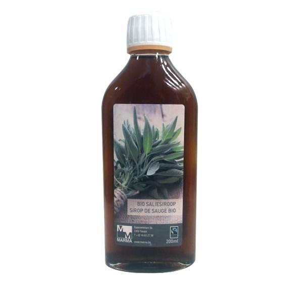 Sirop de Sauge Bio 200 ml