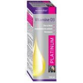 Vitamine D3 Platinum 100 ml - Mannavital