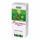 Figue et Manne jus de plante 200 ml - Salus