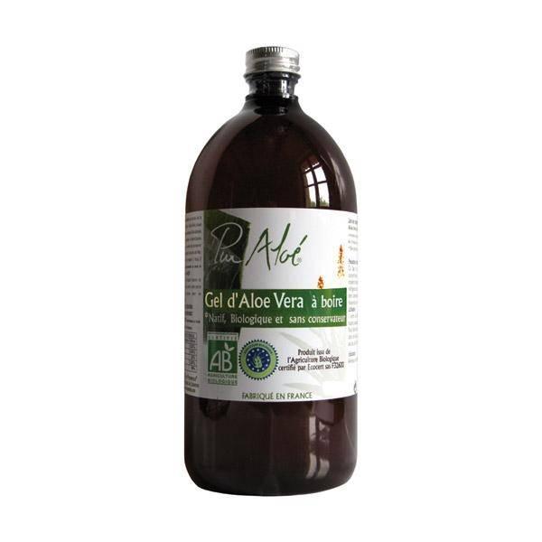 Gel buvable d'Aloé vera 500 ml - Pur Aloé