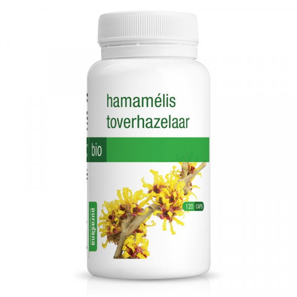 Hamamélis Bio 120 gélules - Purasana