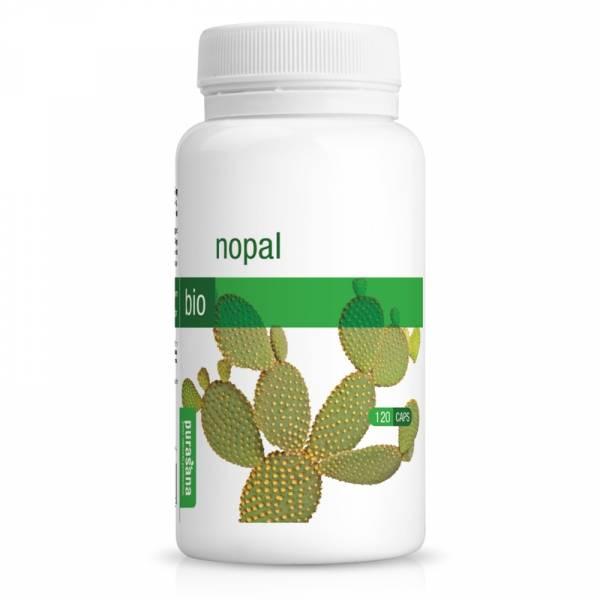 Nopal Bio 120 gélules - Purasana
