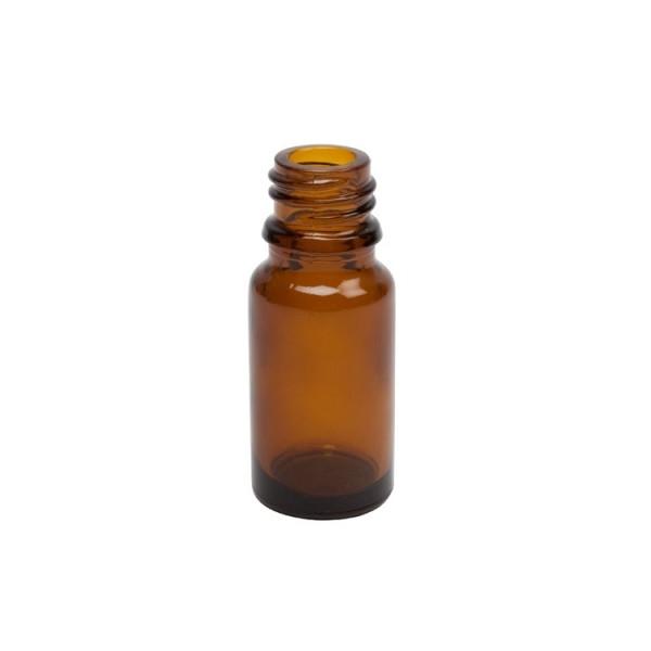 Flacon brun 15 ml avec pinceau type coricide