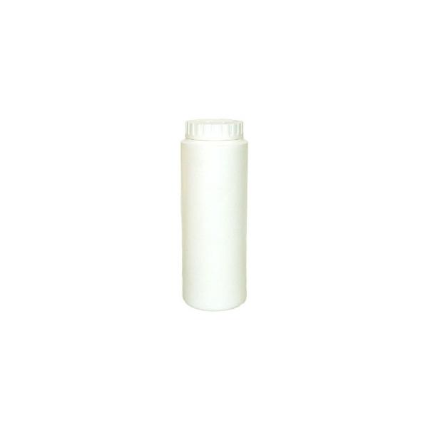Flacon Talqueur 100 ml en plastique blanc