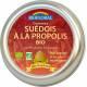 Gomme Elixir du Suédois à la propolis et aux 59 plantes Bio 45g - Biofloral