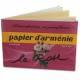 """Papier d'Arménie """"La Rose"""" carnet individuel - Papier d'Arménie"""