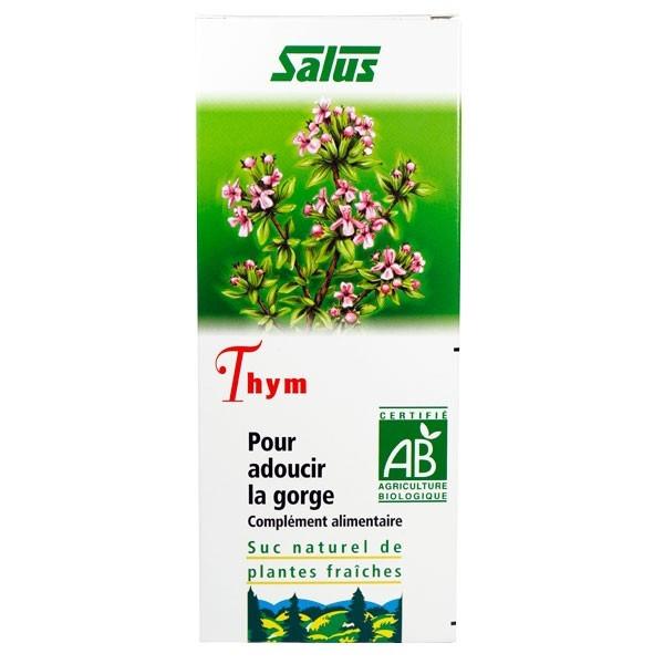 Thym extrait frais Bio - Salus