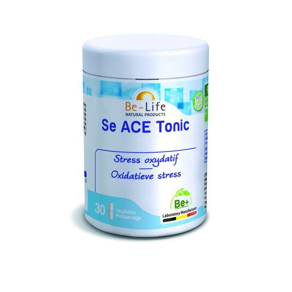 Se ACE Tonic 60 gélules - Be-Life