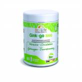 Ginkgo extract Bio 180 softgels - Be-Life