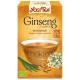 Yogi tea -Tao tea Ginseng 17 sachets - Thé Ayurvedic