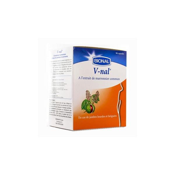 V-nal  40 capsules - Bional