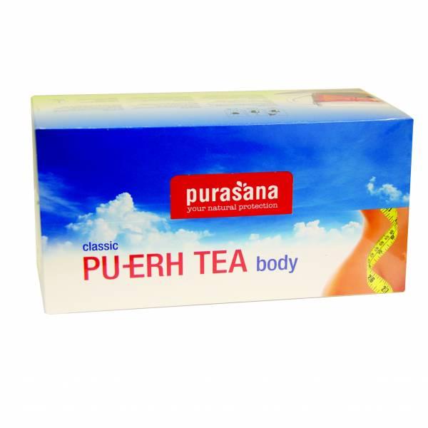 Pu-Erh Tea 96 infusettes - Purasana