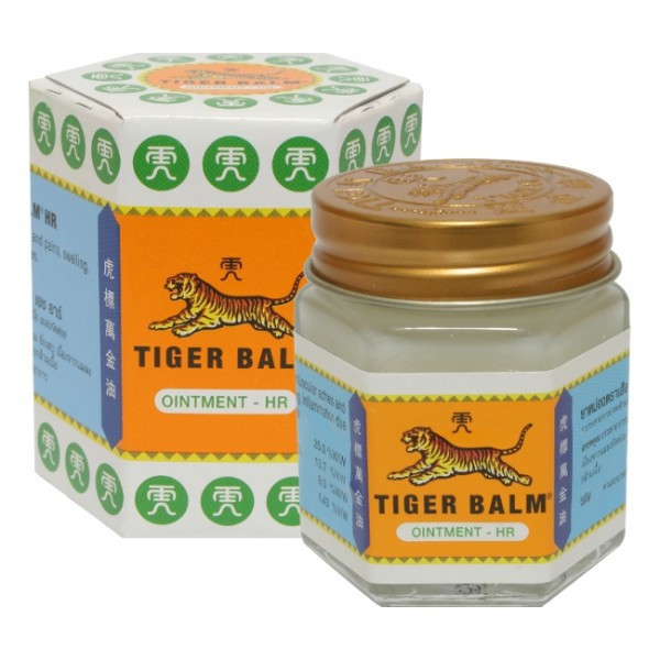 Baume du Tigre blanc 30 g - Tiger Balm