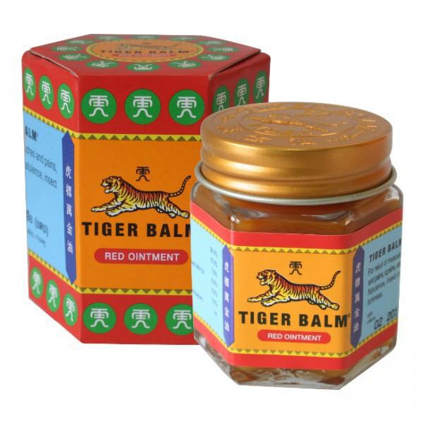 Baume du Tigre Rouge 30 g - Tiger Balm
