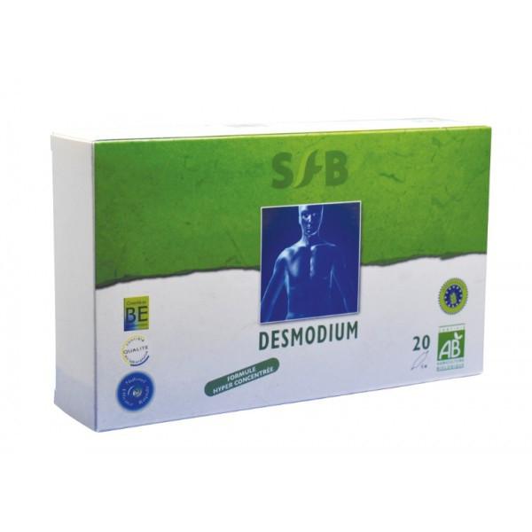 Desmodium fort Bio 20 ampoules - SFB