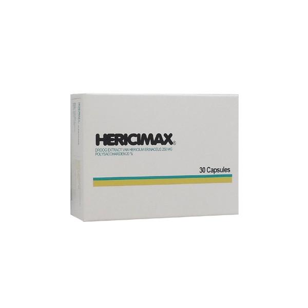 Hericimax (Extrait d'Hericium erinaceus) 30 capsules - Laboratoires Biophytarom