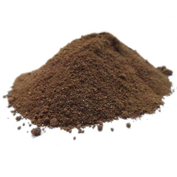 Brou de noix - Poudre 100 % pure - 100 gr
