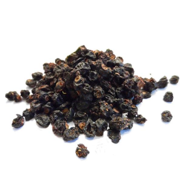 Cassis - Fruit entier Bio - 100 gr