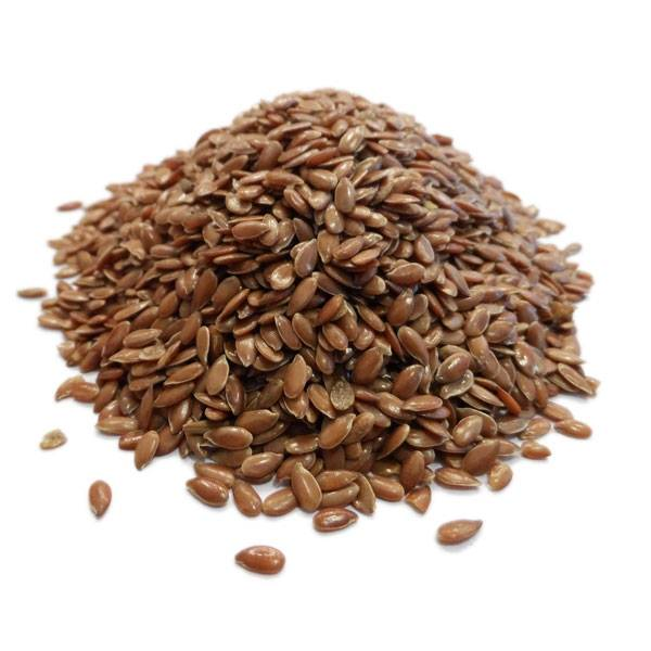 Lin - Graines (Semence) Bio - 100 gr