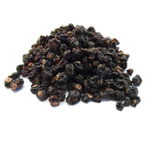 Sureau Noir - Fruit entier Bio - 100 gr