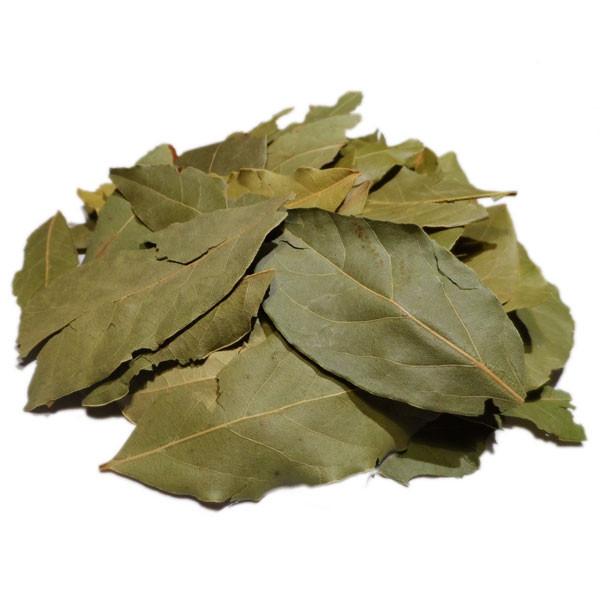 Laurier feuille enti re bio herboristerie du valmont - Laurier rose feuilles seches ...