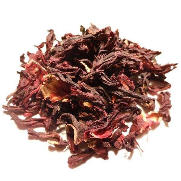 Hibiscus (Karkadé) - Fleur entière Bio - 100 gr