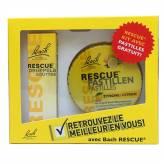 Pack Rescue gouttes 20 ml + Pastilles Citron Gratuites - Bach Original