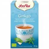 "Yogi Tea - ""Ginkgo""  Bio 17 sachets - Thé Ayurvedic"