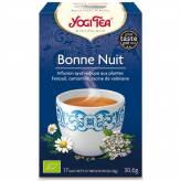"Yogi Tea ""Bonne Nuit"" Bio 17 sachets - Thé Ayurvedic"