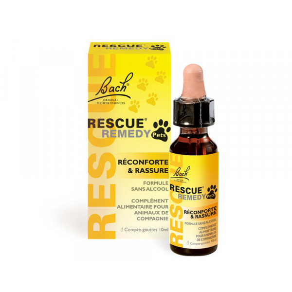 Rescue Pets 10 ml - Bach Original