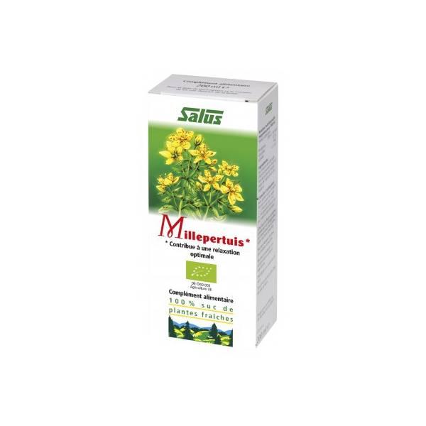 Millepertuis jus de plante fraîche Bio - Salus