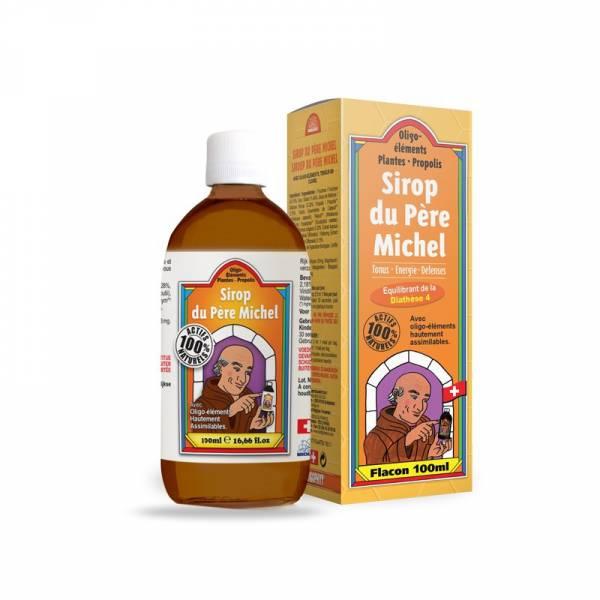 Sirop du Père Michel 100 ml - Bioligophyt