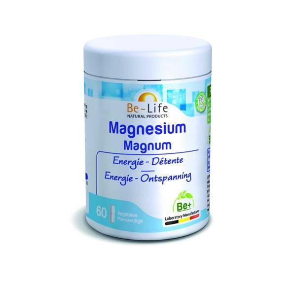 Magnésium Magnum 300 gélules - Be-Life