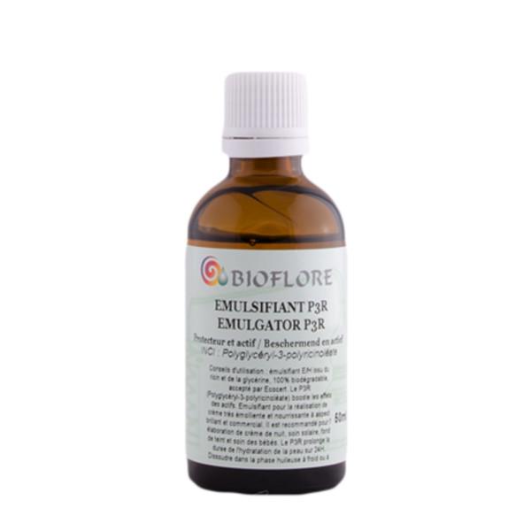 "Emulsifiant liquide ""Eau dans huile"" 50 ml  Bioflore"