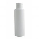 Flacon PET Blanc bouchon à clapet 125 ml - Herboristerie du Valmont