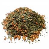 Thé vert de Chine Genmeicha Bio 100 gr - Herboristerie du Valmont