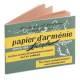 Papier d'Arménie Classique carnet Triple - Papier d'Arménie